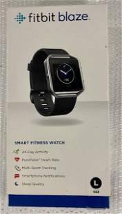 Fitbit Blaze Smart Fitness Watch in Box.