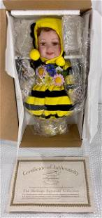 Adorable Heritage Signature Bumble Bee Doll
