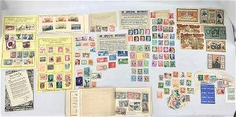 Assortment Foreign Stamps