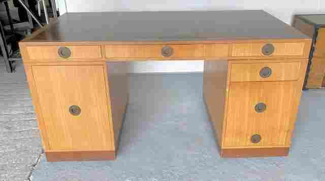 Double Sided Dunbar Desk