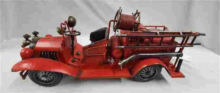 Tucumcari Fire Truck Model