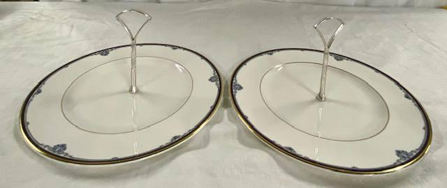 2 Royal Doulton Serving Plates