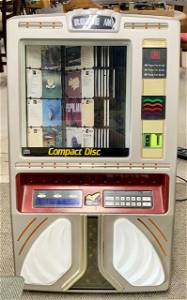 Rowe AMI Compact Disk Player/Juke Box.