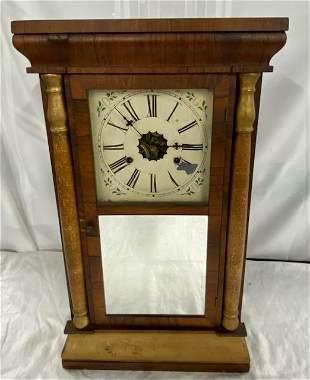 Early Case Clock-Seth Thomas