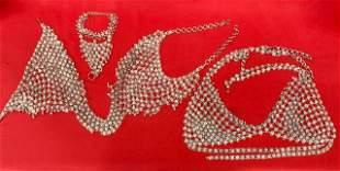 Turkish Style Metal Bras & Belly Chains