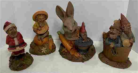 4 Tom Clark Gnomes