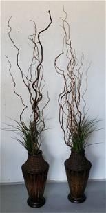 Pair of Decorator Vases