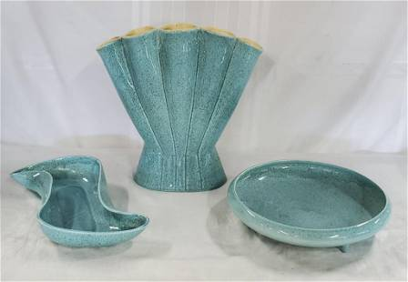3 Pieces of Redwing Pottery