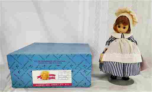 "Madame Alexander ""Little Maid"" 423 Doll"