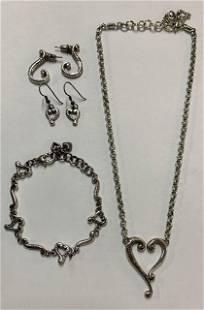 4 Piece Brighton Jewelry