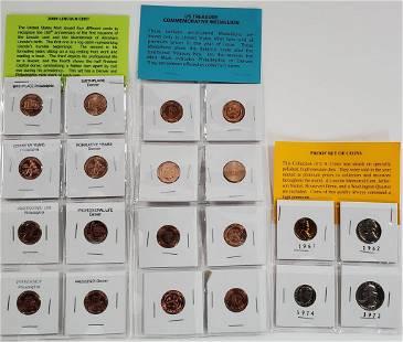 20 Collector Coins.