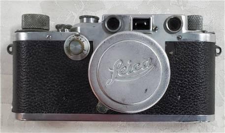 Vintage Leica D.R.P. Ernst Leitz Wetzlar Camera