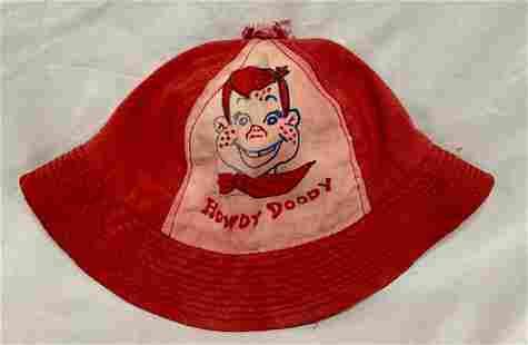 Vintage Howdy Doodie - Child's Hat