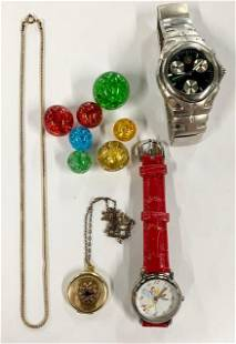 5 Assorted Collectible Items