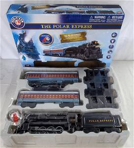 2019 Lionel Polar Express Train Set NIB