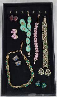 Beautiful Assorted Costume Jewelry