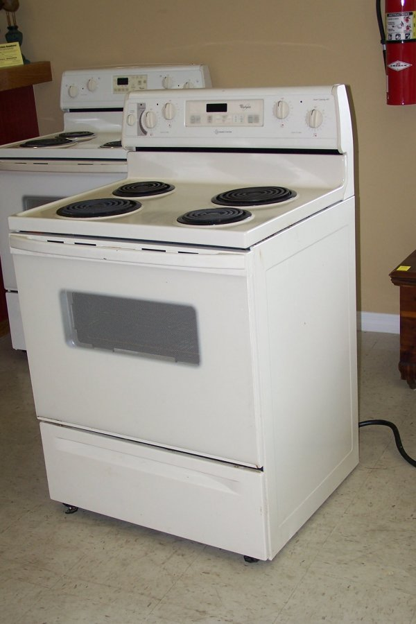 350: WHIRLPOOL OVEN / STOVE