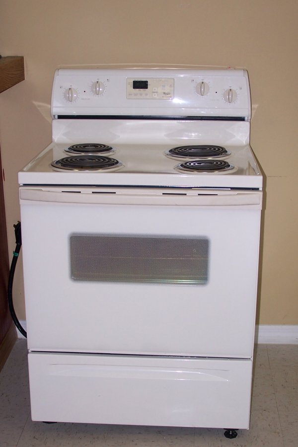 351:WHIRLPOOL OVEN / STOVE