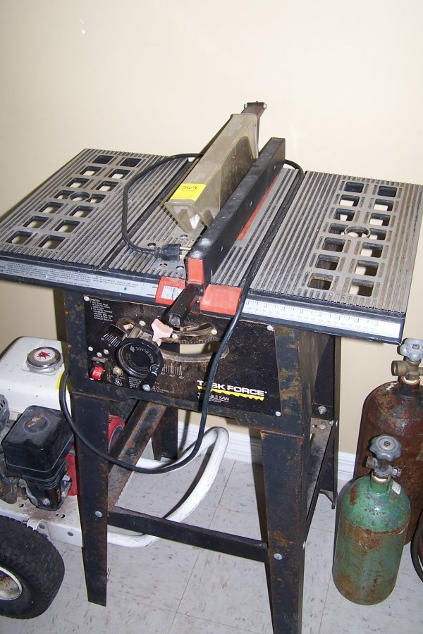 369: TASK FORCE TABLE SAW