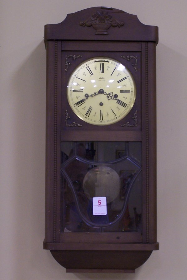 5: GERMAN WALL CLOCK MADE BY ANKER
