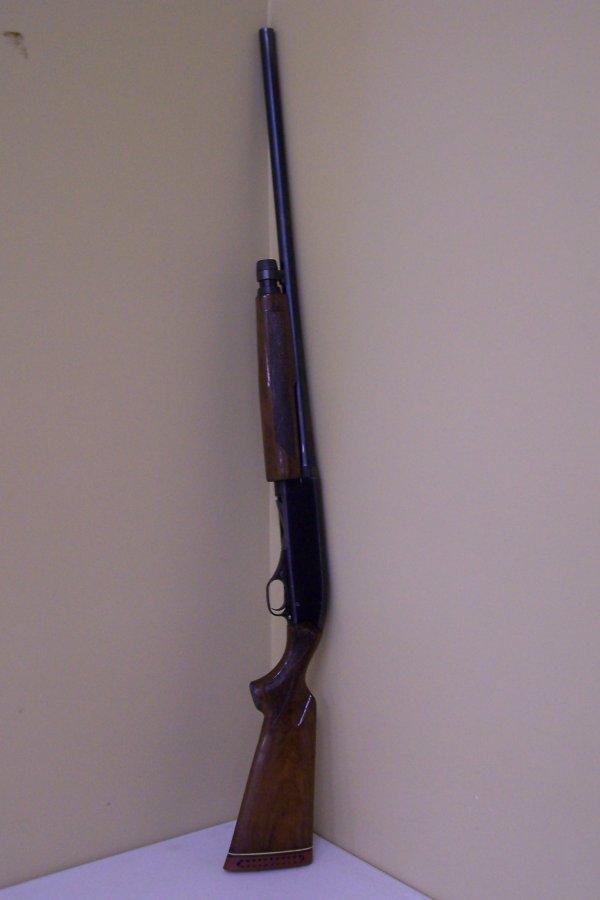 7: WINCHESTER MODEL 1200 12GA SHOTGUN
