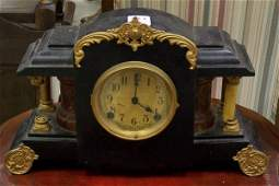 311: EMPIRE MANTEL CLOCK MADE BY THE SESSIONS CLOCK CO.