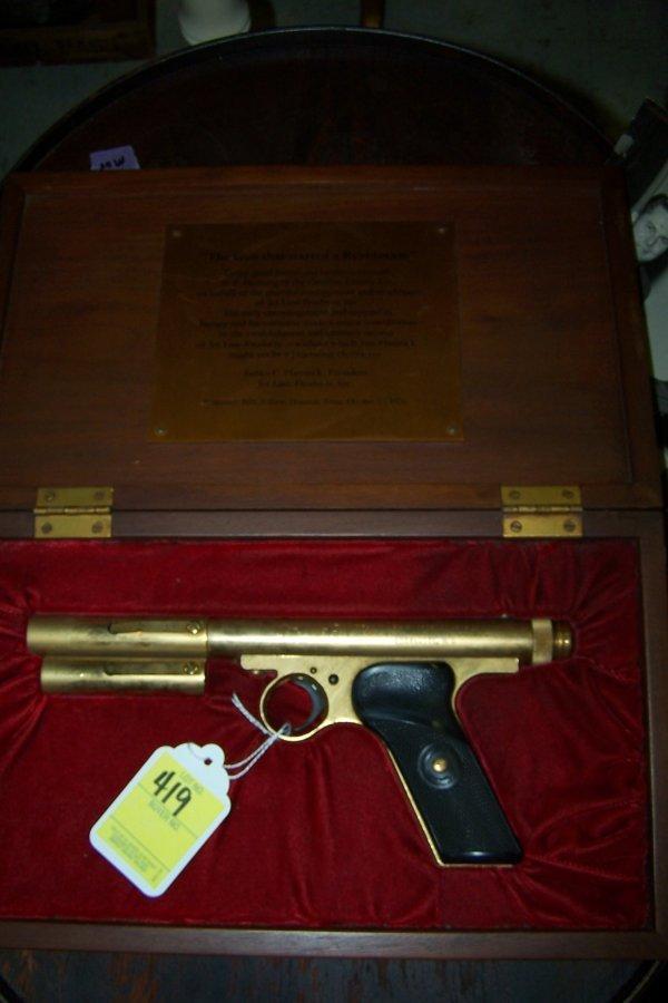 419: JET - LINE GUN IN PRESENTATION BOX