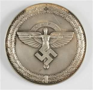 1941 HERMANN GOERING NSFK TABLE MEDAL