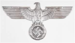 GERMAN WWII RAILROAD EAGLE