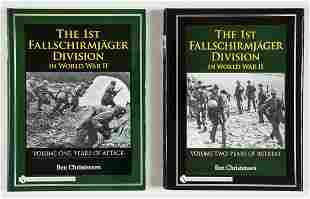 THE 1ST FALLSCHIRMJAEGER DIVISION IN WWII (2)
