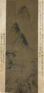 CHINESE LANDSCAPE PAINTING, DONG QICHANG