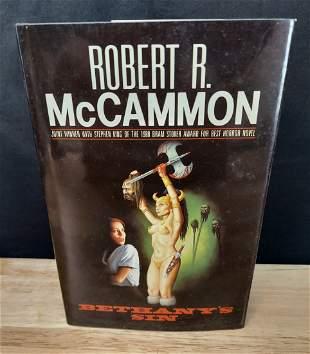 BETHANY'S SIN ROBERT MCCAMMON 1ST EDITION