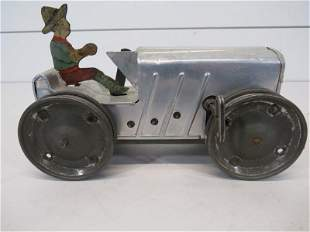 MARX Wind-Up Tractor