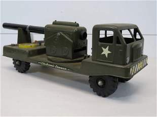 Nylint Electronic Cannon Military Truck