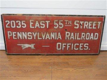 1920s Pennsylvania Railroad - Cleveland Ohio RR Offices