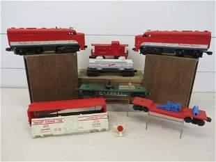 7 Pc. Lionel Train Set