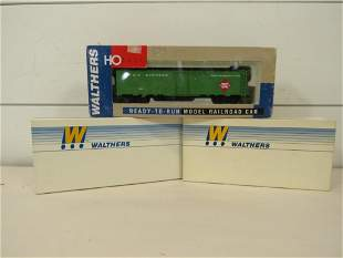 Walthers HO Scale Freight Cars (3)