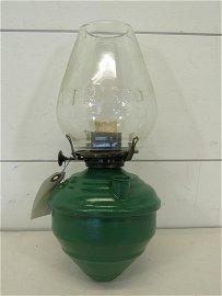 NYC Railroad Acorn Caboose Lamp