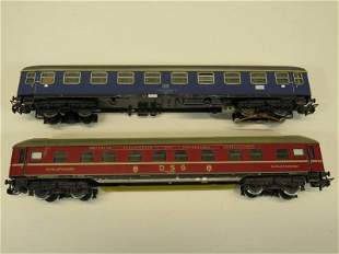 Marklin HO Scale German Passenger Cars (2)