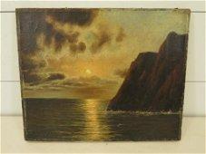"M. Von Othergraven | ""Midnight Sun on the North Cape"" -"