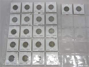 Buffalo & Liberty V Nickels (22)