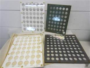 Plastic Coin Holders (4)