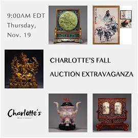 Charlotte's Fall Auction Extravaganza