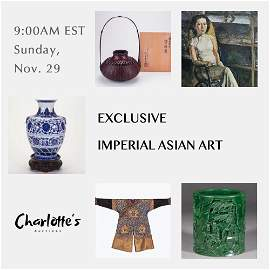 Exclusive Imperial Asian Art