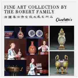 Fine Art Collection by the Robert Family
