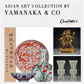 Asian Art Collection  by Yamanaka & Co