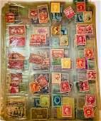 Vintag Stamps