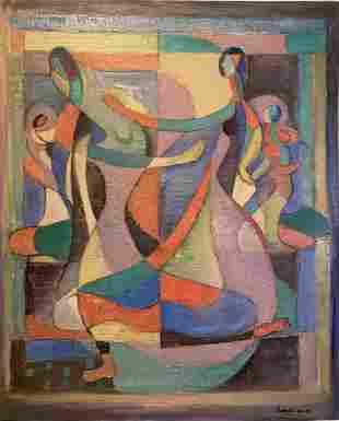 Jose Lamuno Garcia (1912-* Spanish)