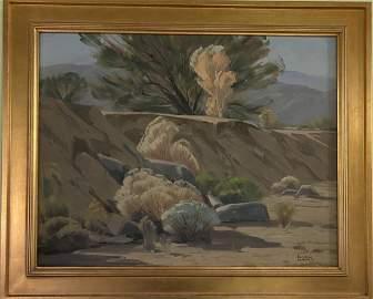Sam Hyde Harris (1889-1977, Alhambra, CA)