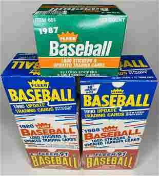 Baseball Cards Lot